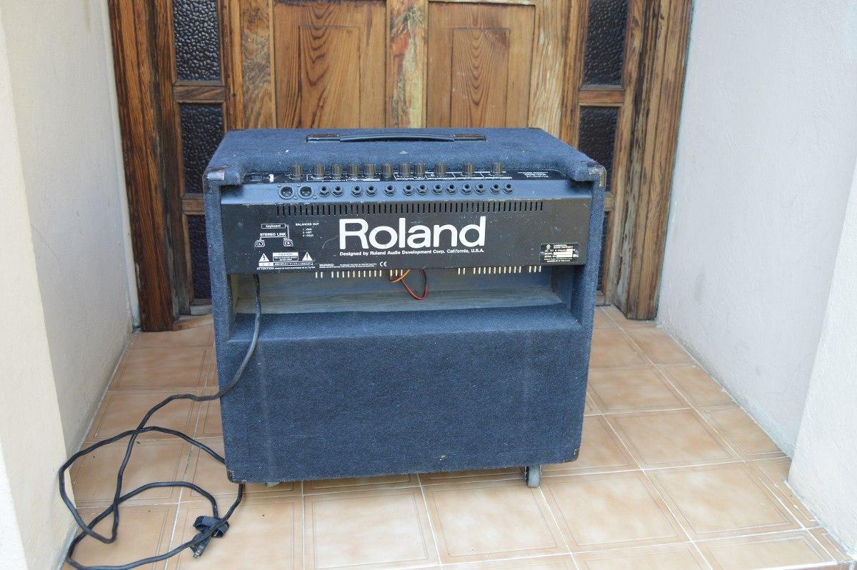amplificador roland kc 500 teclado sintetizador piano 12 en mercado libre. Black Bedroom Furniture Sets. Home Design Ideas