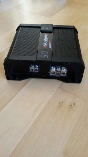 amplificador soundigital evo 1200.1d