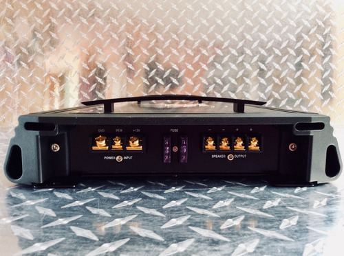amplificador soundstream c1.2500d 2500 w clase d monoblock