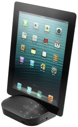 amplificador speaker bocina paraandroid iphone ipad logitech
