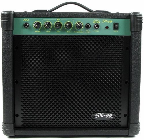 amplificador stagg 20 ba eu