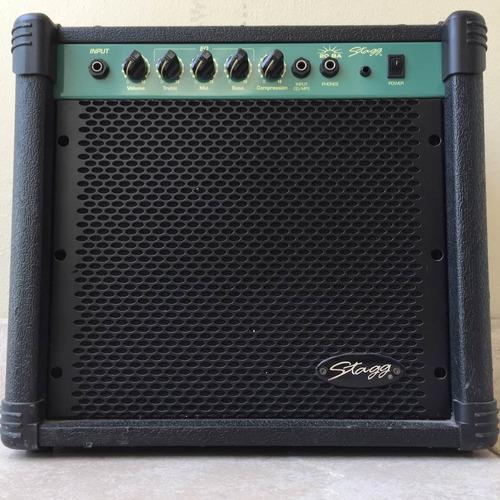 amplificador stagg 20w