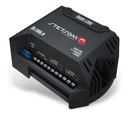 amplificador stetsom ir280.4