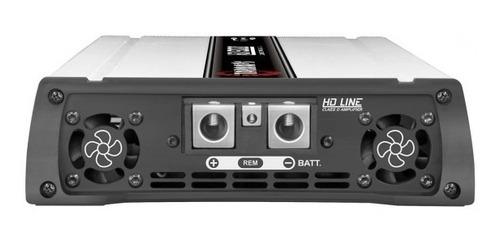 amplificador taramps hd5000