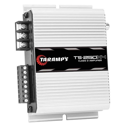 amplificador taramps ref: ts250x4 280w rms 4 canales