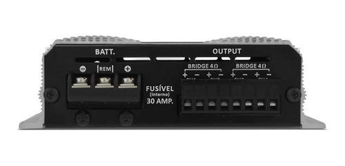 amplificador taramps ts-250 x 4 canales 250w 2 ohmios
