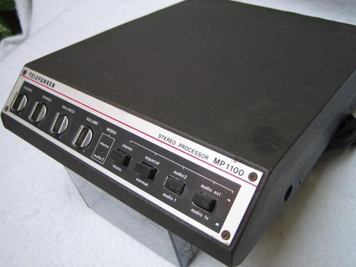 amplificador telefunken mp 1100, serve/pioneer/sansui,akai