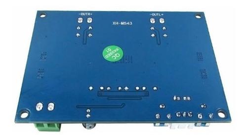 amplificador tpa3116  240 rms + decodificador mp3