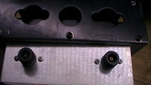 amplificador uhf 400-512 mhz.100 watts