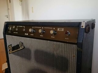 amplificador valvular 30 watts