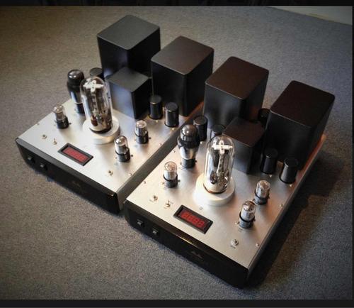 amplificador valvular asl aq1006 (no mcintosh krell pass)