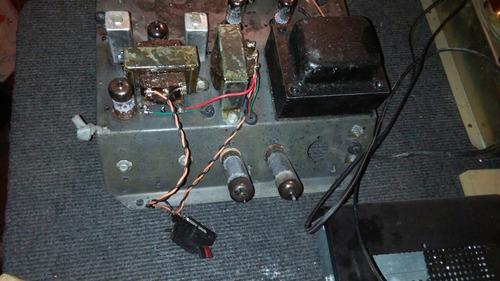 amplificador valvular stereo el84 ranser