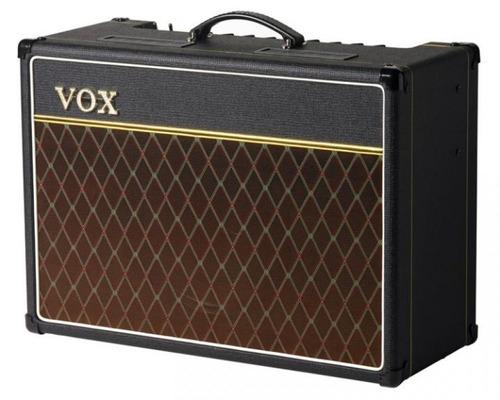 amplificador vox ac15c1x val 15w 1x12 cele alni envio cuotas