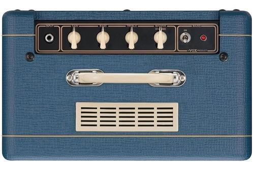 amplificador vox ac4 c1 g12 azul celestion 10 sonido tubos