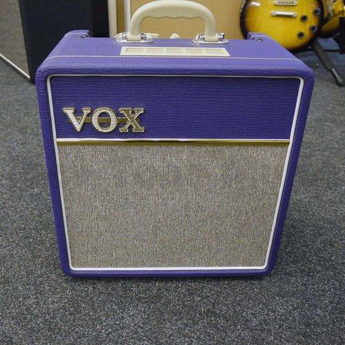 amplificador vox ac4c1 bl custom