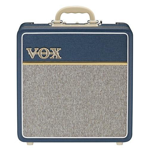 amplificador vox ac4c1 blue 1x10'' valvular 4 watts