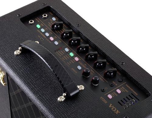 amplificador vox guitarra