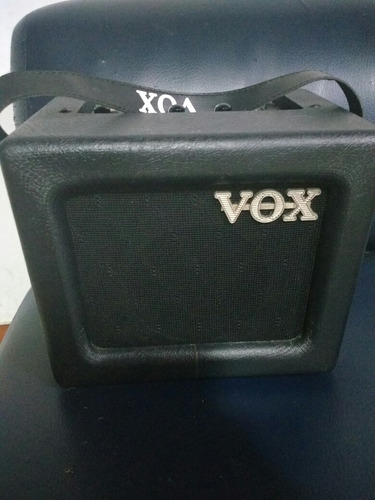 amplificador vox mini 3 con efectos