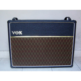 Amplificador Vox Vintage 1981 Made In England 100w