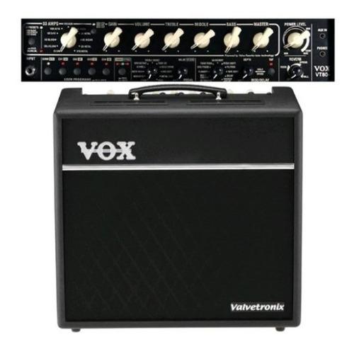 amplificador vox vt-80+ para guitarracuotas