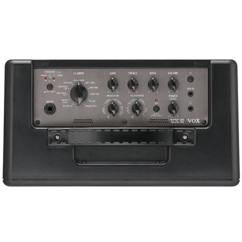 amplificador  vx ii vox de 30 watts