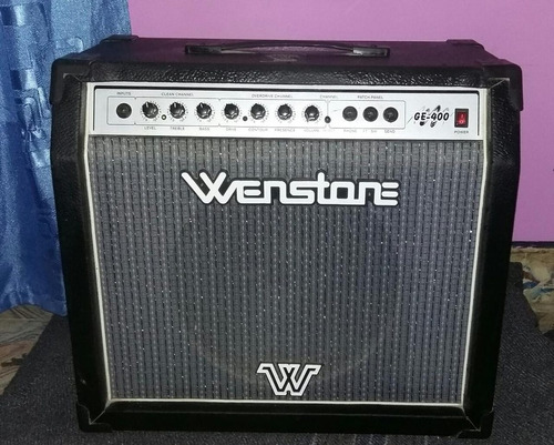 amplificador westone g 40