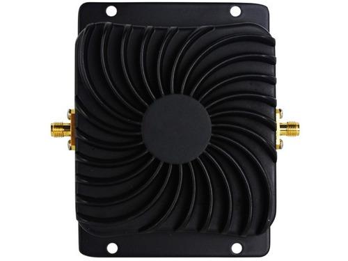 amplificador wireless 8w 39dbm 8000mw b/g/n wifi 8 watts