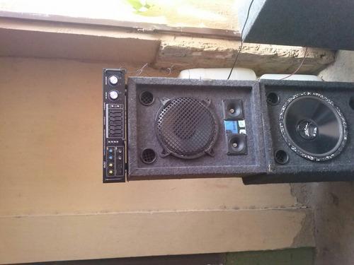 amplificador y bajo a buen precio