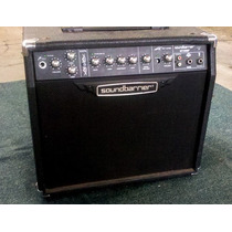 Amplificador Para Guitarra 45 Watts Rms