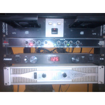 Amplificador American Audio