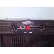 Amplificador American Audio Vlp 1500
