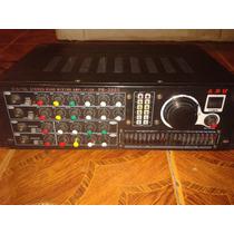 Amplificador Planta Power L S V Lsv 1000w X 2ch Explosivo