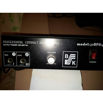 Amplificador 110 V Y 12 V