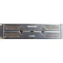 Amplificador American Audio Vlp 600 Muy Bien Conservado Wau