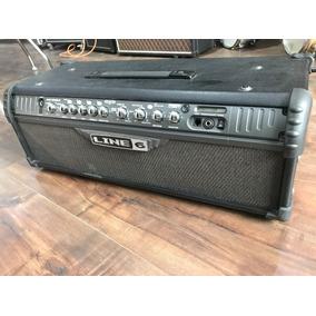 Amplificador Line 6 Spider 3 75w - Instrumentos Musicais no