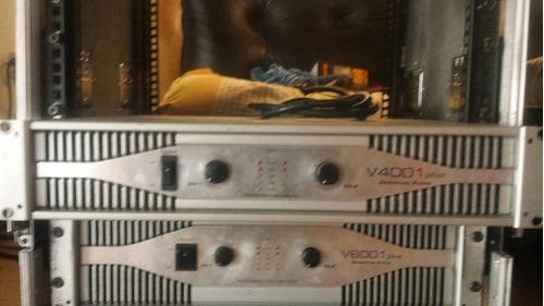amplificadores american audio 6001 plus