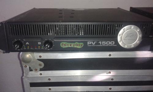amplificadores de audio profesional peavey pv y american