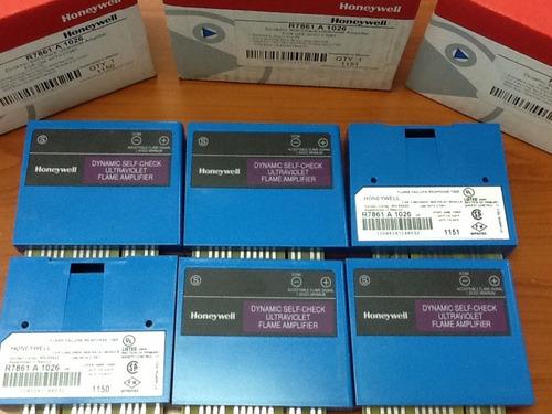 amplificadores de llama modelo r7861 a 1026 marca honeywell