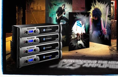 amplificadores de potencia nuevos con garantia financiamos