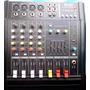 Consola Amplificada 4 Canales Con Puerto Usb Hwin