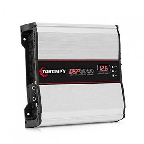 amplificadores mono de audio y video para auto  dsp 3000.1