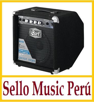 amplificadores p/ guitarra y bajo marca cort ofertón ºººººº