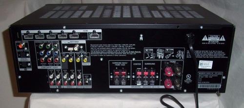amplificadores receivers planta sony hdmi usb. somos tienda