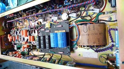 amplificadores servicio tecnico