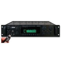 Amplificador Spain Sa 52 Usb 1000w Tuner Bluetooth