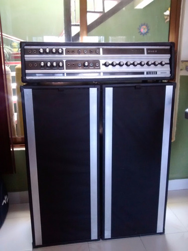 amplificadores vintage,setenteros kustom kasino,peavey,tecch