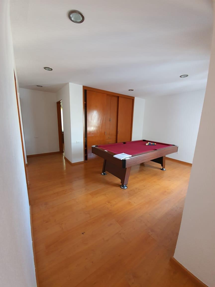 amplilo departamento en condominio muy tranquilo