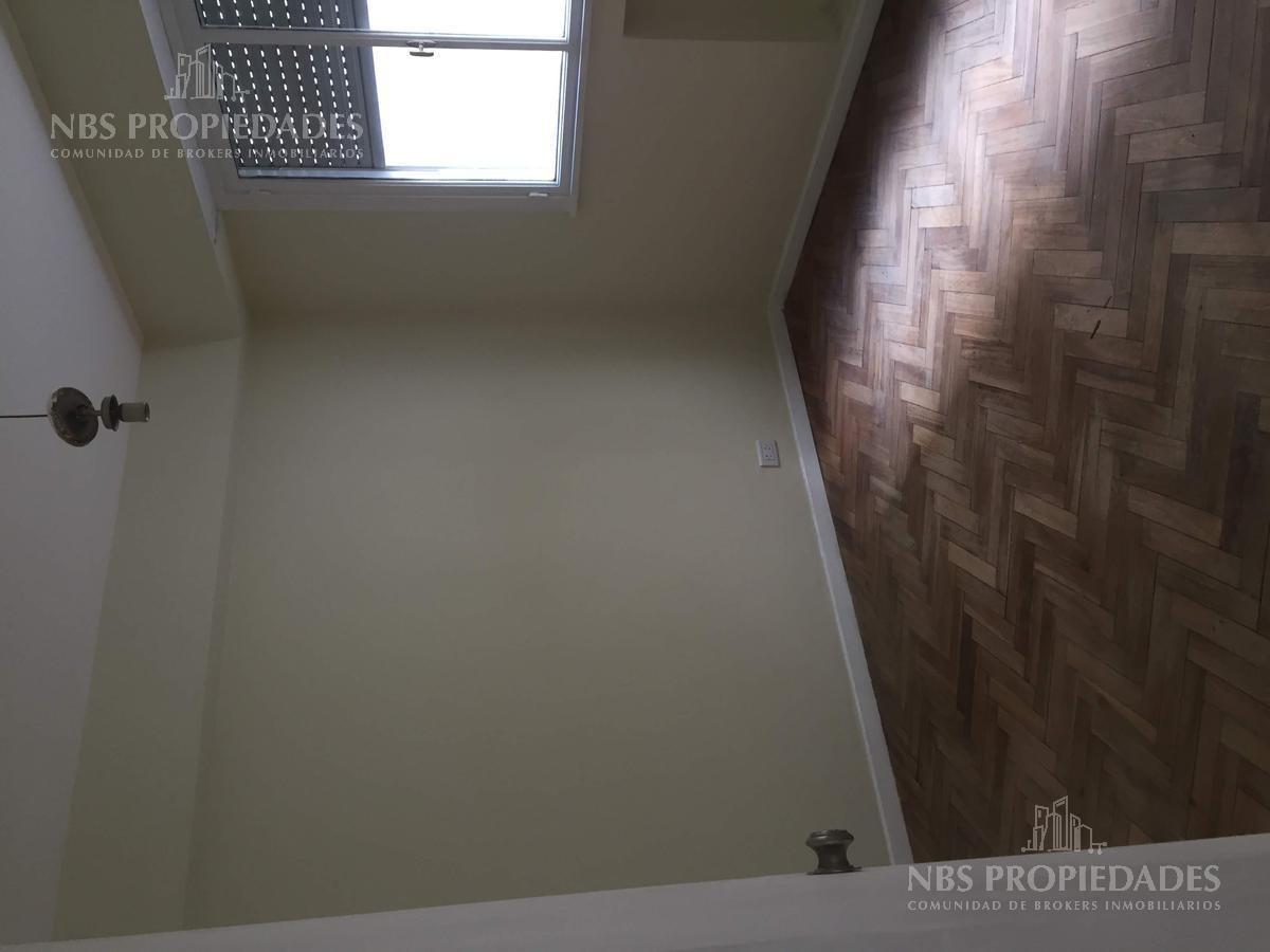 amplio 3 ambientes reciclado en villa crespo