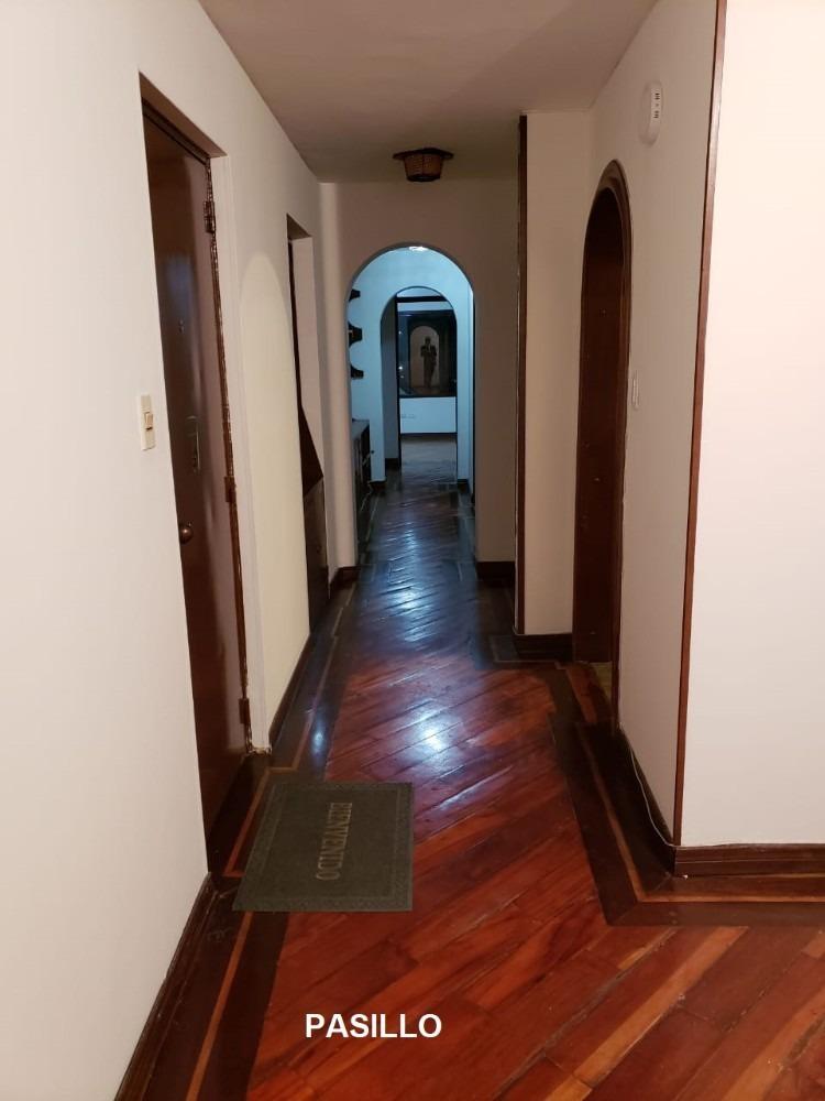 amplio apartamento de 116 mts ubicado en chapinero alto