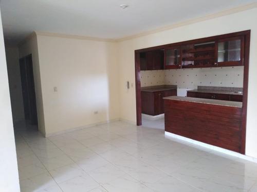 amplio apartamento en alquiler en san isidro